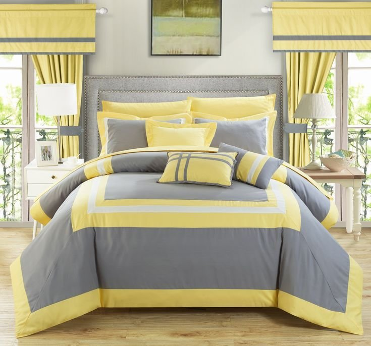 Best 25 Yellow Comforter Ideas Only On Pinterest Yellow With Pictures