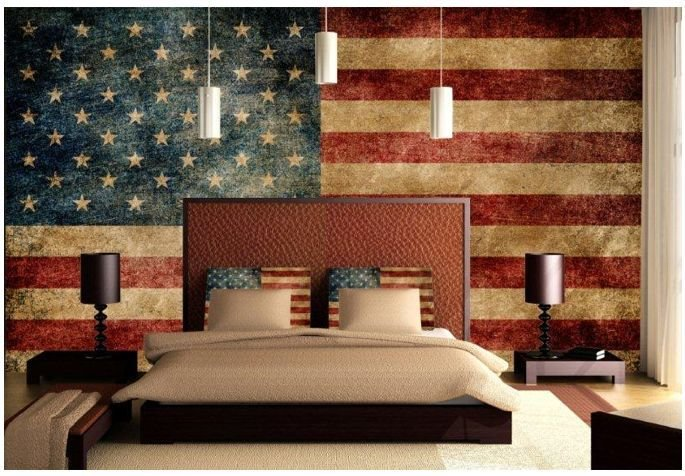 Best 25 American Flag Bedroom Ideas On Pinterest American Flag Wall Art American Flag Decor With Pictures
