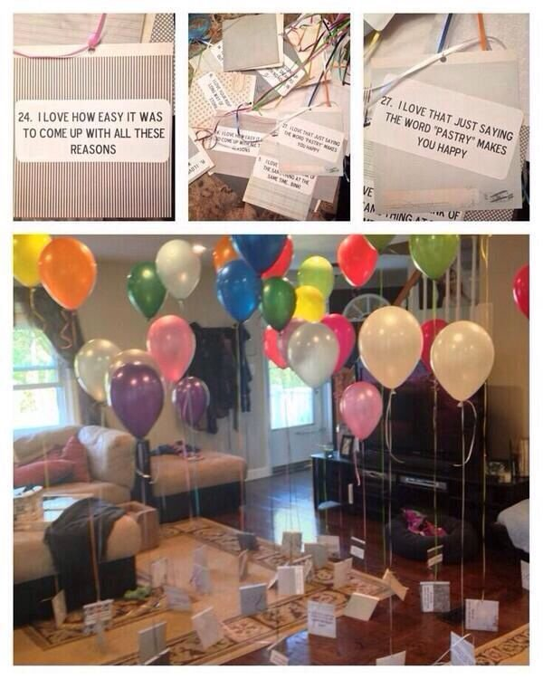 Best 25 Birthday Surprise For Girlfriend Ideas On With Pictures