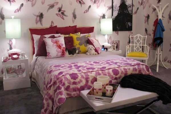 Best Television Decor Set Decorators Society Of America Hanna S Bedroom Pretty Little Liars With Pictures