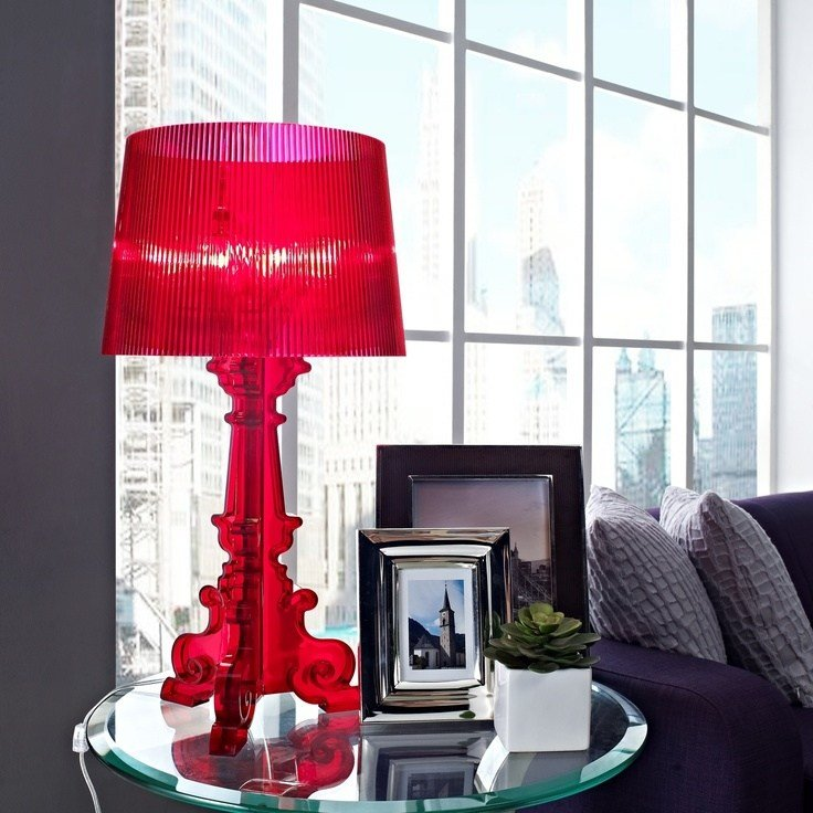 Best Red French Acrylic Table Lamp Master Bedroom Ideas Red Table Lamp Table Lamps For Bedroom With Pictures