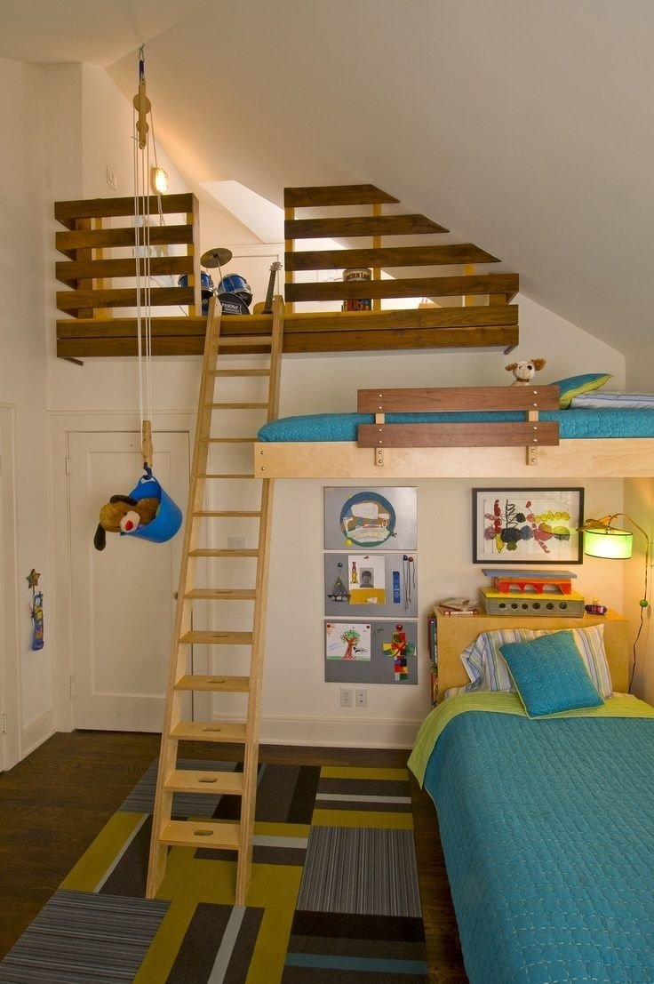 Best 256 Best Loft Beds Images On Pinterest Bedroom Ideas With Pictures