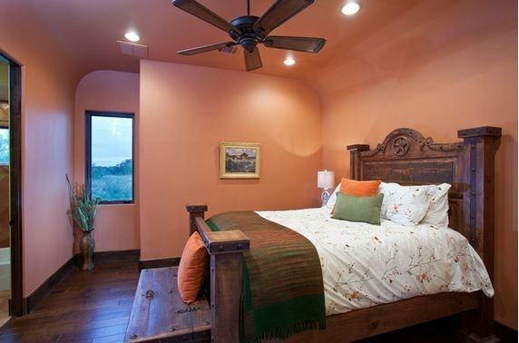 Best Southwest Style Starts With Baked Clay Sw 6340 By With Pictures