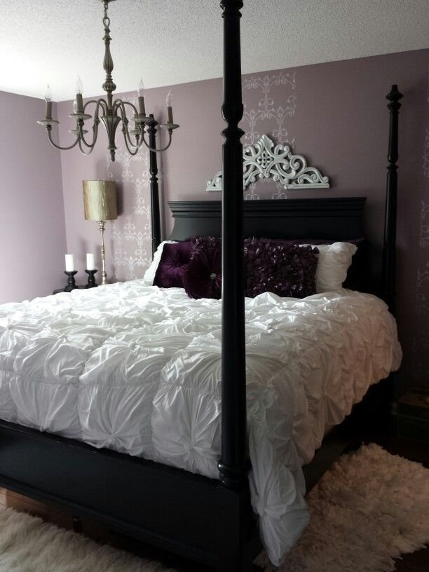 Best 25 Purple Bedrooms Ideas On Pinterest Purple With Pictures