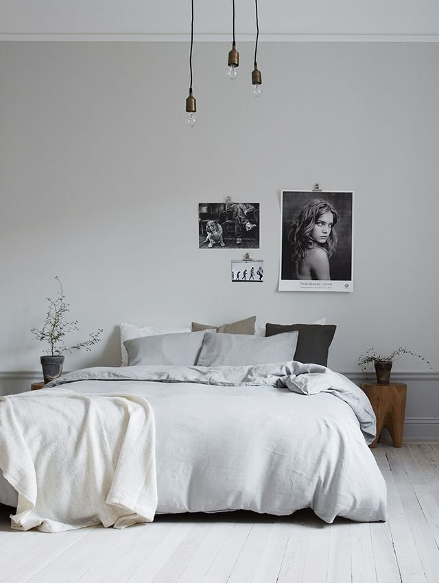 Best 25 White Grey Bedrooms Ideas On Pinterest Grey With Pictures