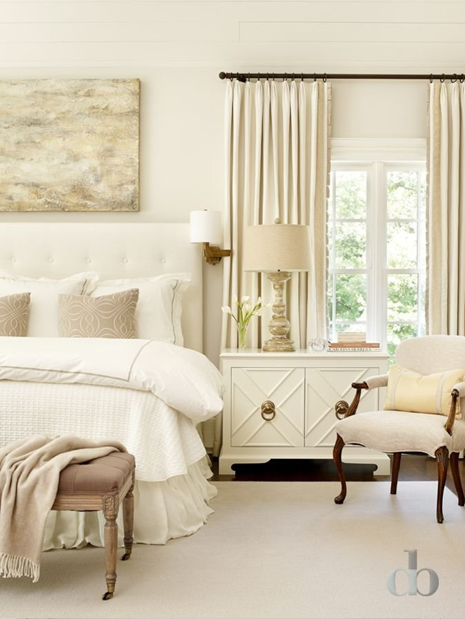 Best 25 Ivory Bedroom Ideas On Pinterest Master Bedrooms Neutral Bedroom Curtains And Grey Bed With Pictures