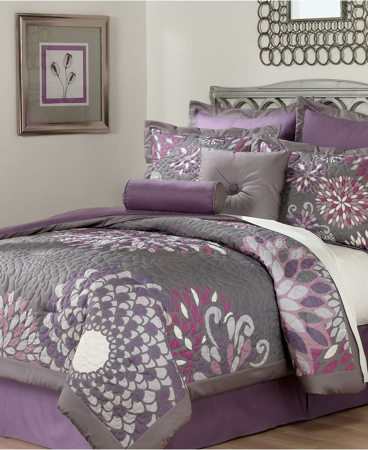 Best 25 Purple Bedding Sets Ideas On Pinterest Purple With Pictures