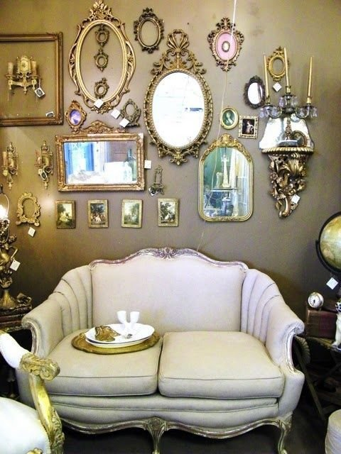 Best 20 Mirror Wall Collage Ideas On Pinterest Gallery With Pictures