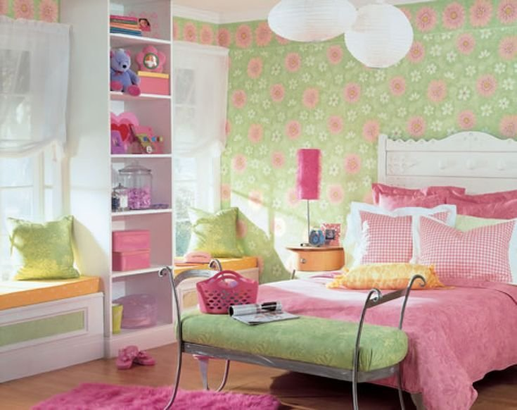 Best 25 Girls Bedroom Wallpaper Ideas On Pinterest With Pictures