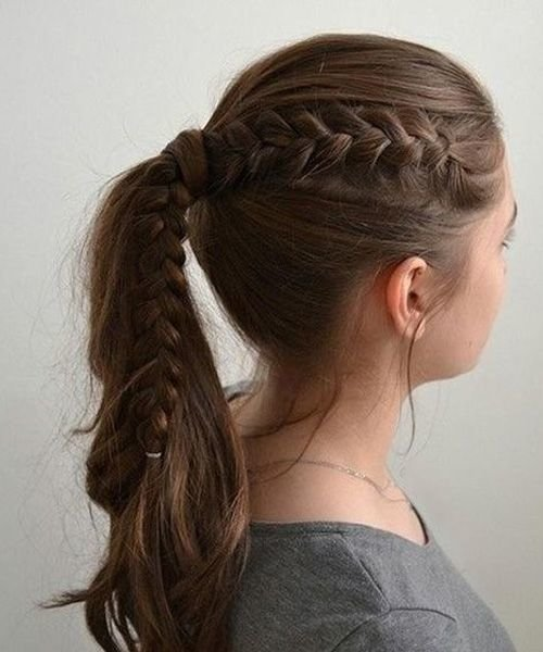 Free Best 25 Easy School Hairstyles Ideas On Pinterest Lazy Wallpaper