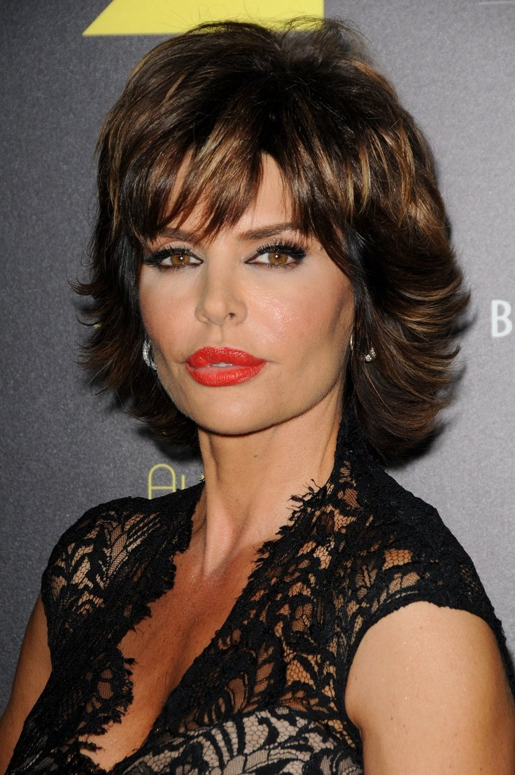 "Free Lisa Rinna As ""Billie Reed"" Dool Beauty Is In The Eye Wallpaper"