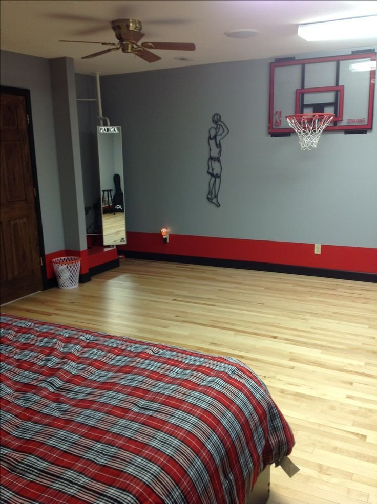 Best 25 Basketball Themed Rooms Ideas On Pinterest With Pictures