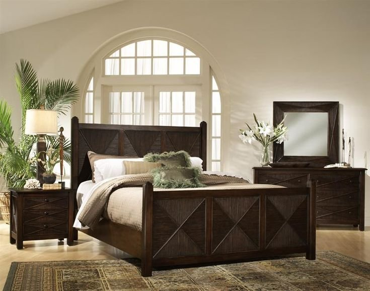 Best 19 Best Tropical Rattan And Wicker Bedroom Furniture With Pictures