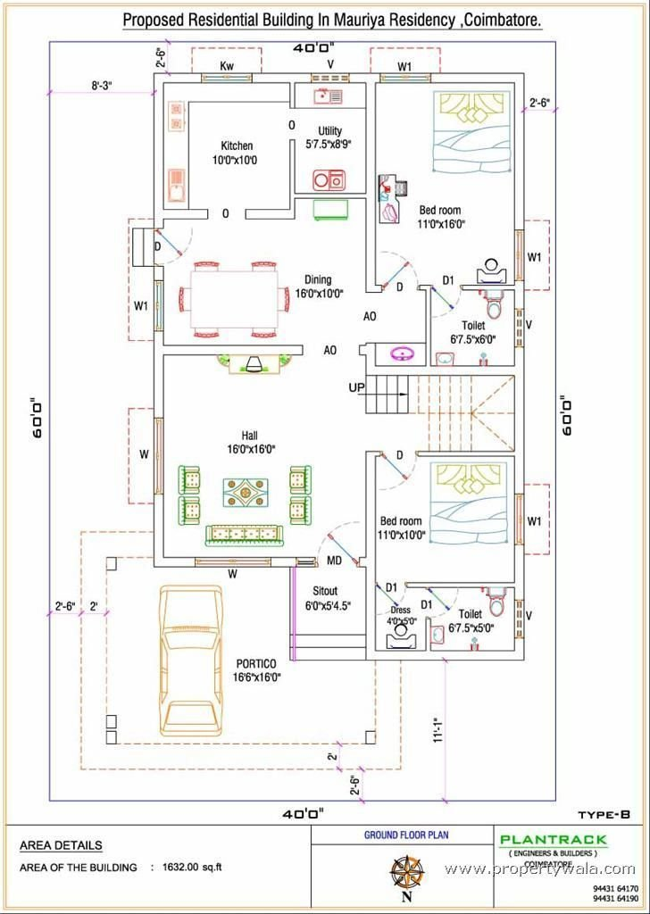 Best 25 2Bhk House Plan Ideas On Pinterest Two Bedroom With Pictures