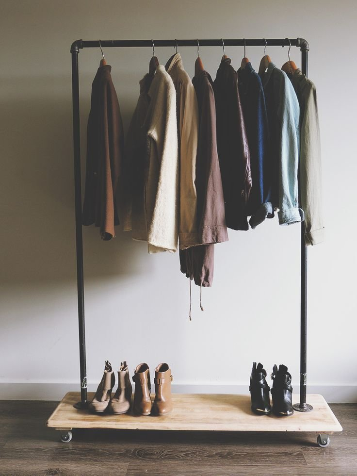 Best 321 Best Pallet Wardrobes Images On Pinterest Furniture With Pictures