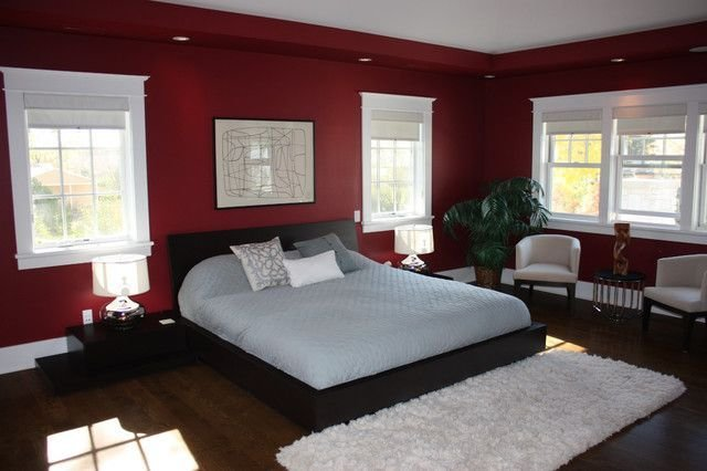 Best 25 Grey Red Bedrooms Ideas On Pinterest Red Bedroom Themes Living Room Ideas Red And With Pictures