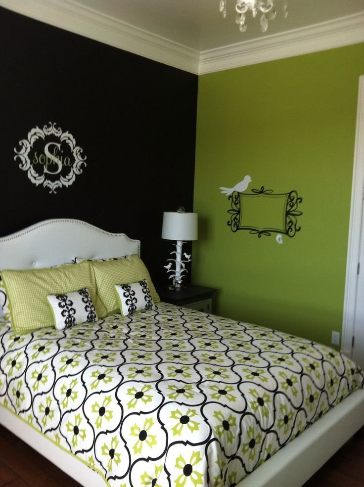 Best 25 Lime Green Bedrooms Ideas On Pinterest Lime With Pictures