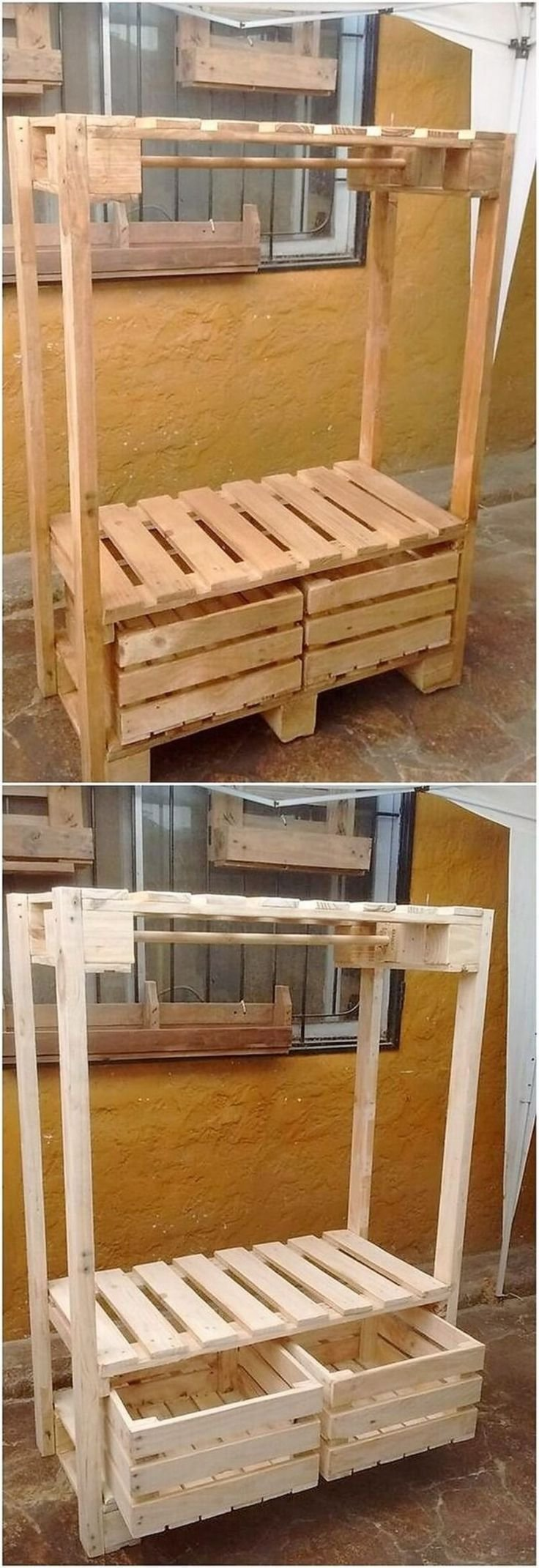Best 25 Pallet Bedroom Furniture Ideas On Pinterest Diy With Pictures