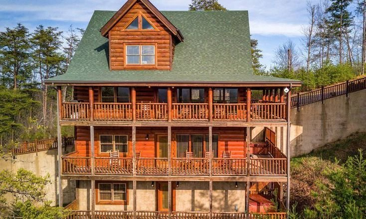 Best 102 Best Pigeon Forge Tn Cabin Rentals Images On With Pictures