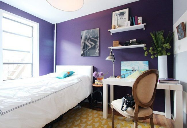 Best 25 Deep Purple Bedrooms Ideas On Pinterest Purple With Pictures