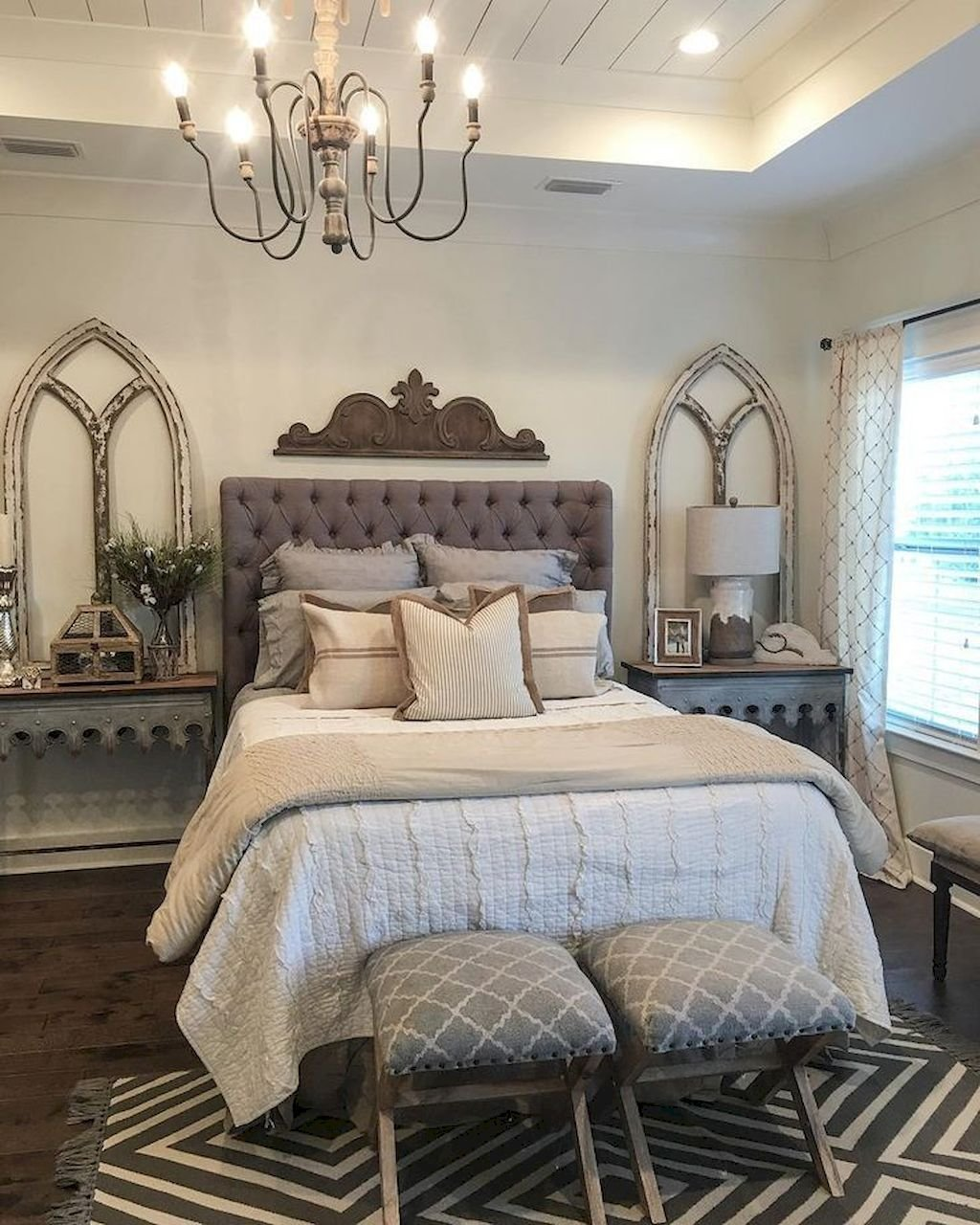 Best Farmhouse Bedroom Decor Ideas Are Very Warmly Country With Pictures
