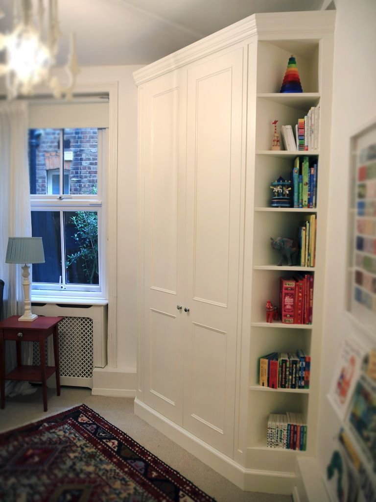 Best Classic Built In Corner Wardrobe Bespoke Furniture With Pictures