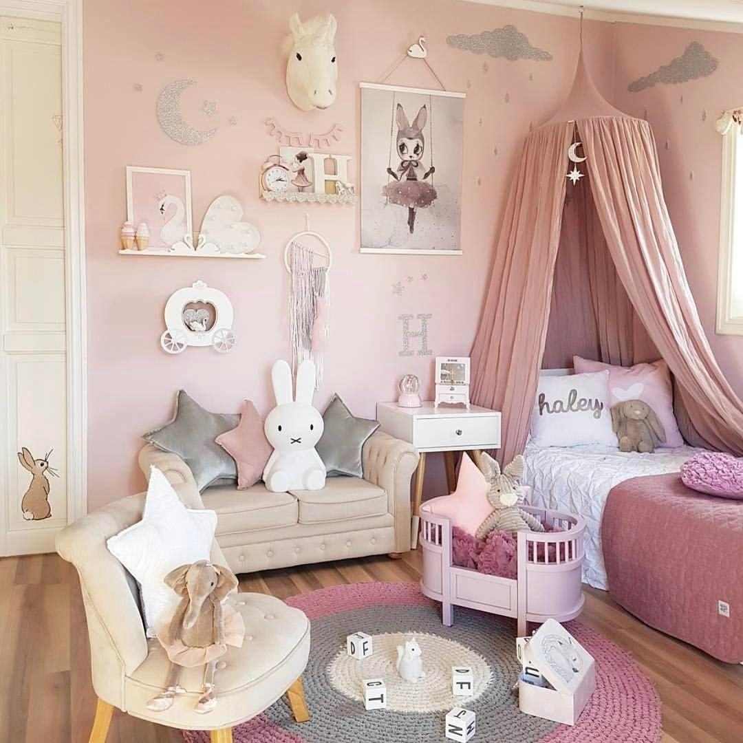 Best Girls Room Decor And Design Ideas 27 Colorfull Picture That Inspire You Home Little Girl With Pictures