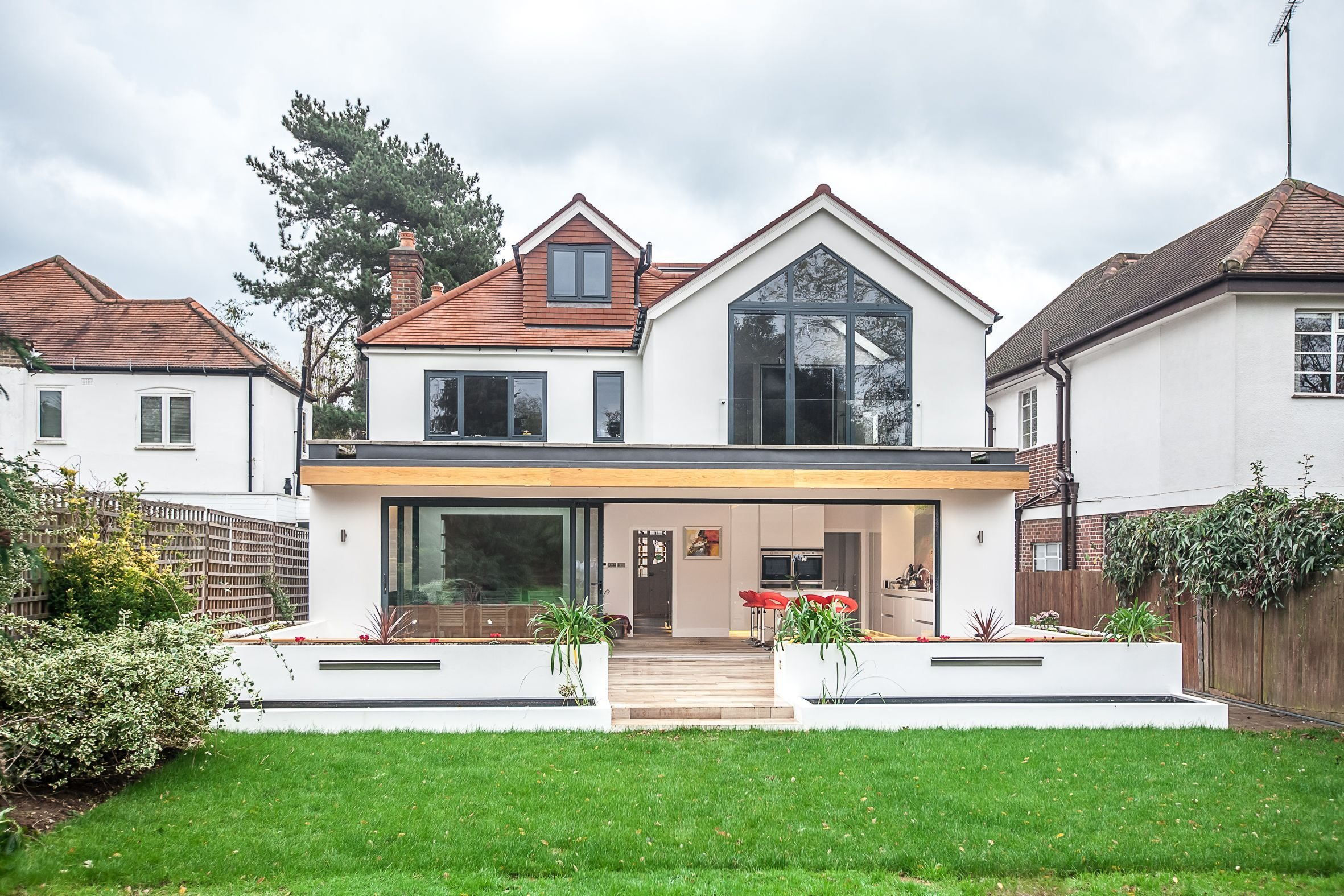 Best Maybe On A Smaller Scale For Us New Home Ideas Detached House Bungalow Extensions House With Pictures
