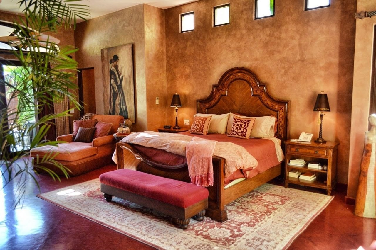Best Casa Estrella Hacienda Mexican Bedroom Mexican Home With Pictures