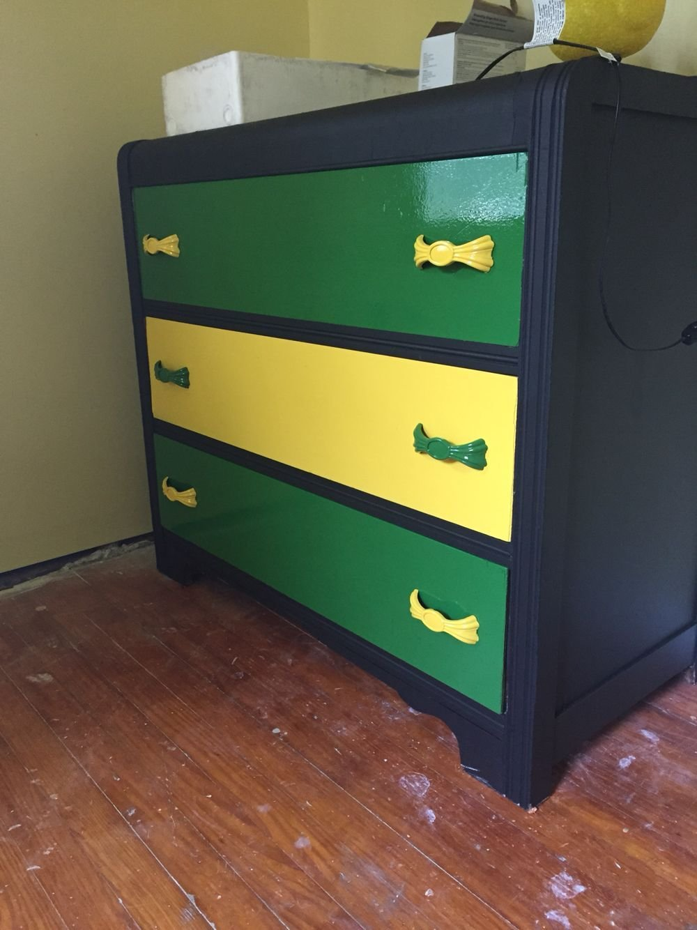 Best John Deere Dresser Make Over Bedroom Ideas Boys With Pictures