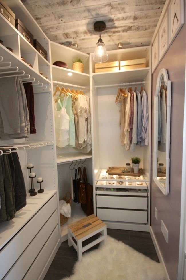 Best Dream Closet Makeover Reveal Justsi Closet Bedroom With Pictures