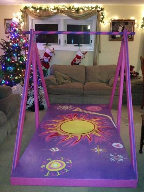 Best Gymnastics Bar Diy My 4 Year Old Would Love This Gymatics ️ Gymnastics Diy Gymnastics With Pictures