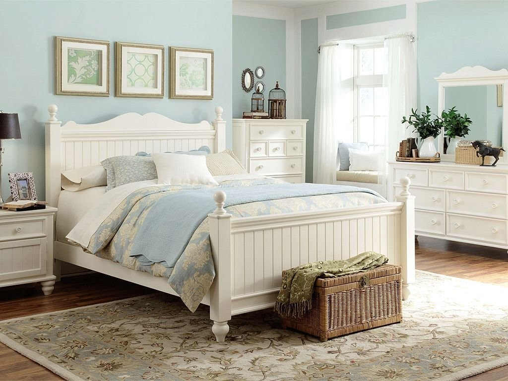 Best Cottage Bedroom Idea Furniture Beach House Country With Pictures