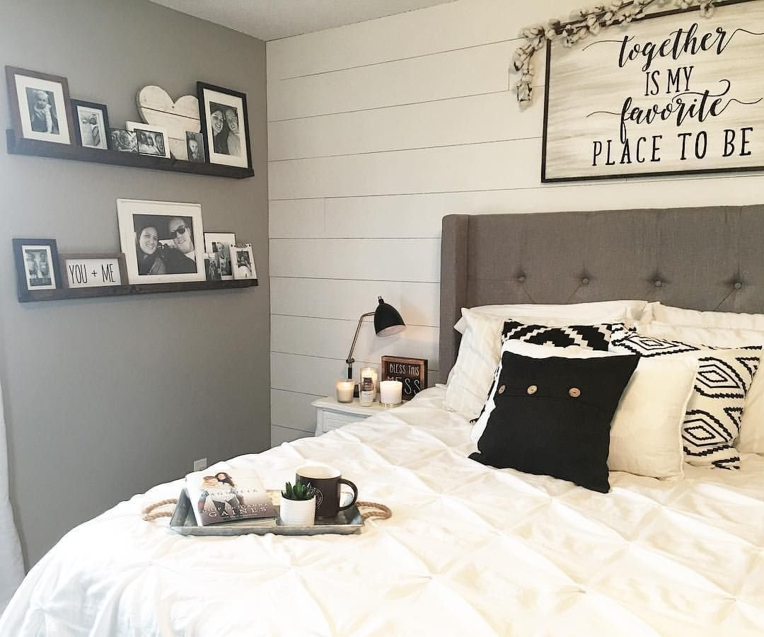 Best Master Bedroom Decor Black And White Decor Modern With Pictures