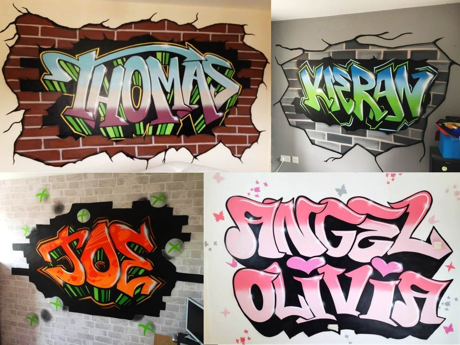 Best Pin By Swag Art Murals And Graffiti On Bedroom Wall Murals With Pictures
