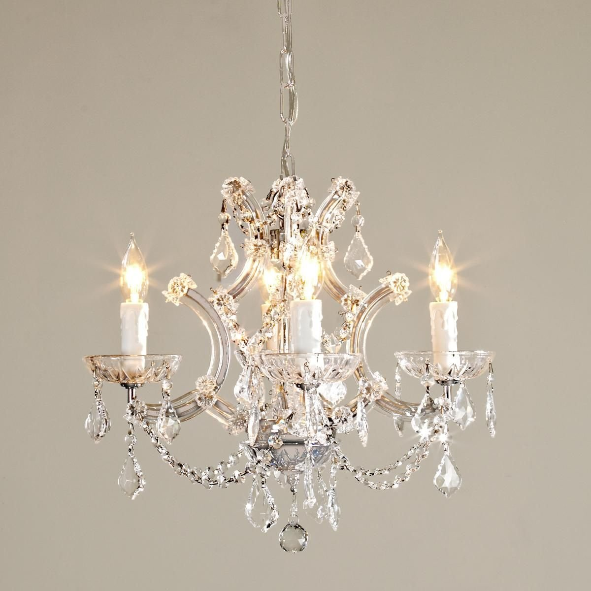 Best Round Crystal Chandelier L D Gerber Chandelier Bedroom With Pictures