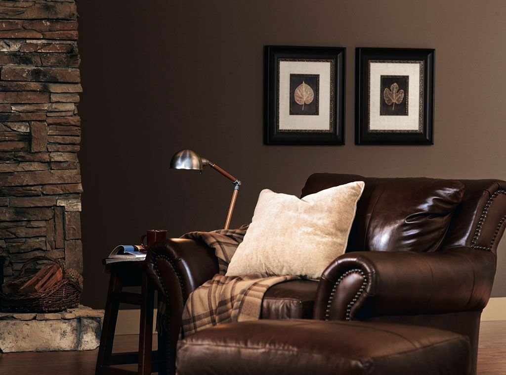 Best Richly Brown Firewood B14 1 Cozy And Luscious Dark With Pictures