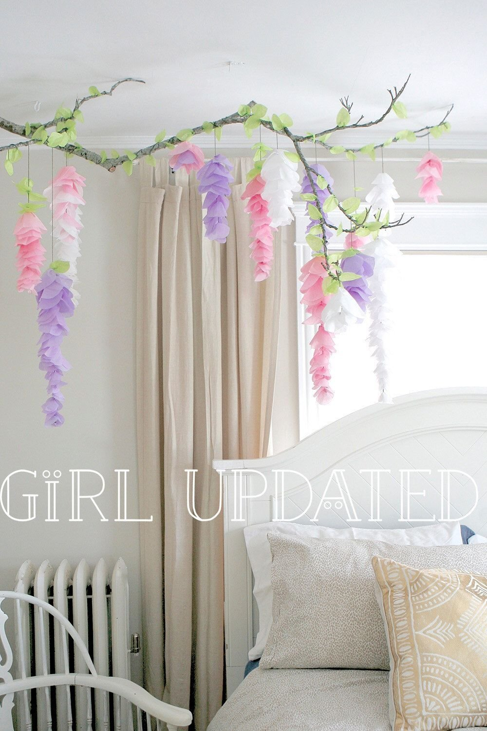 Best Pin By Rachel Yap Yi Wen On Wedding Deco Diy Paper Flower Garlands Paper Flowers Diy Paper With Pictures