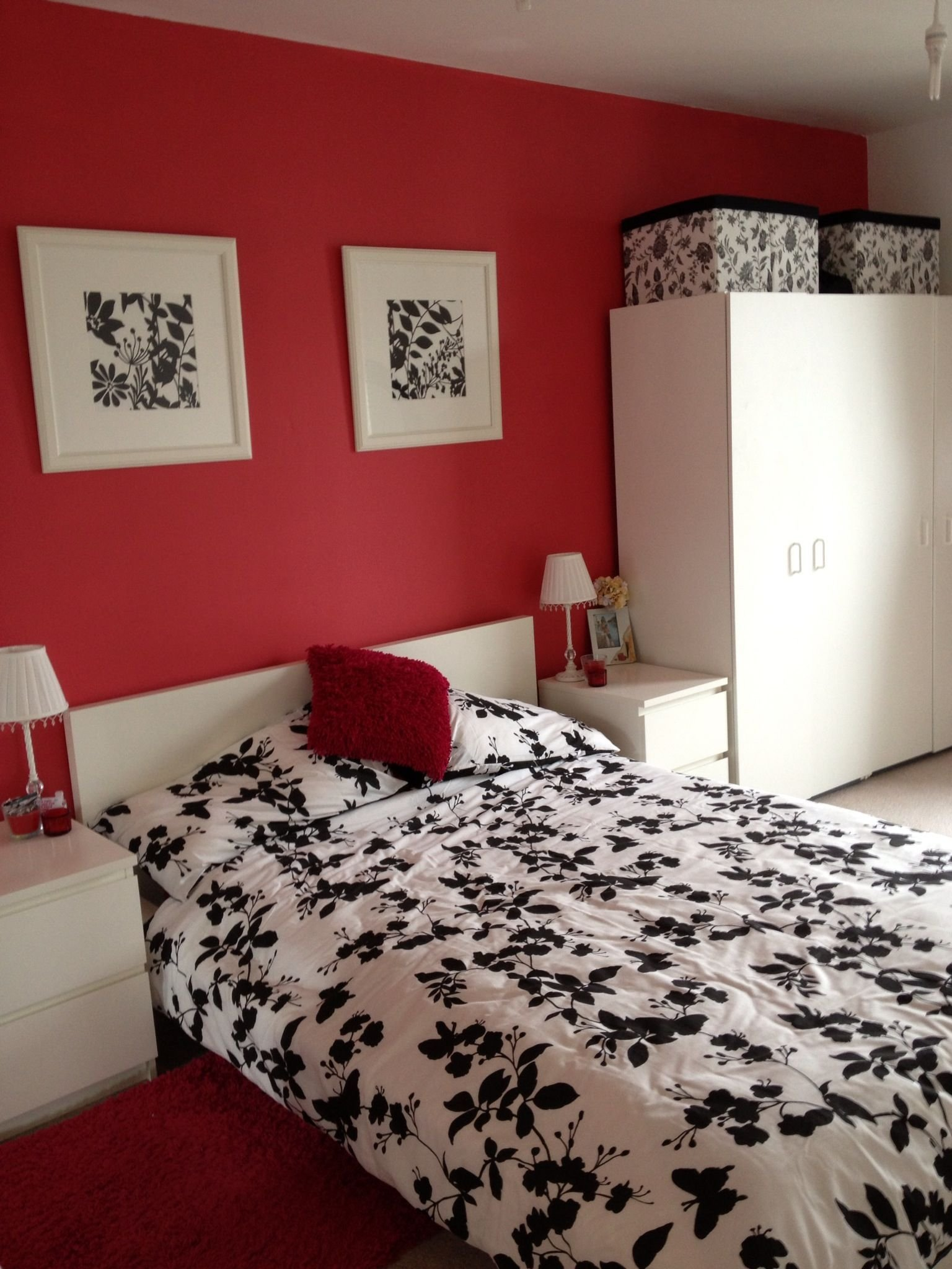Best Guest Bedroom Makeover Mono With Dulux Bellini With Pictures