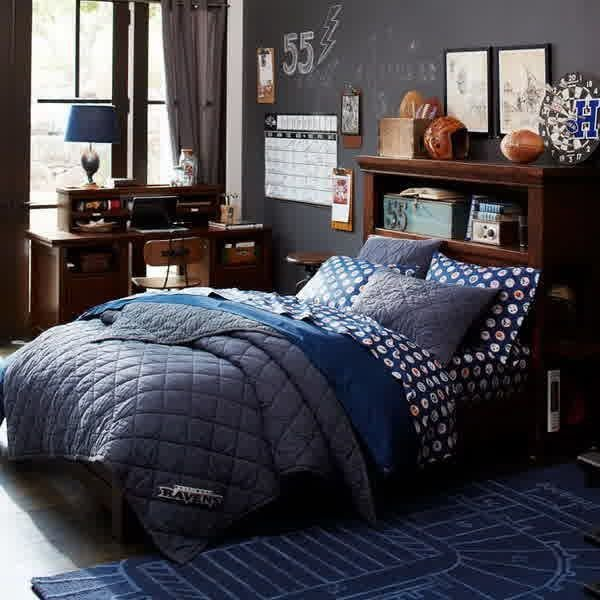 Best T**N Room Boys T**N Bedroom Design With Wooden Bed Frame With Pictures