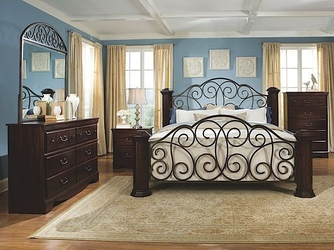 Best Fall River King Bedroom Set Rothman Furniture Love This With Pictures