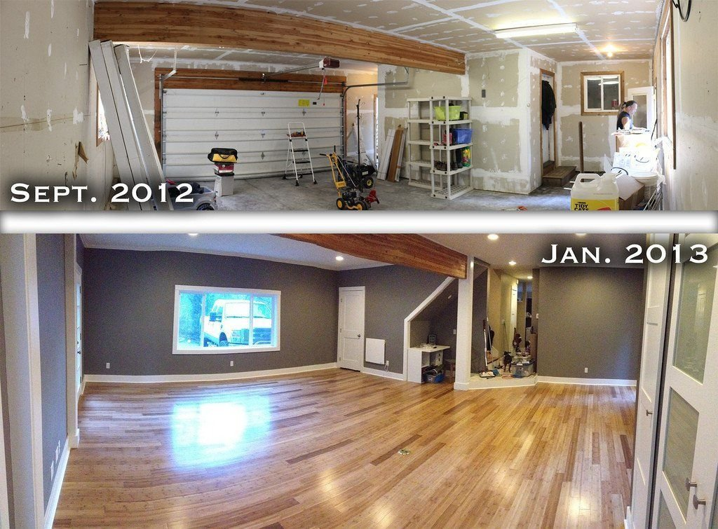 Best Garage Turned Into Living Space Google Search With Pictures