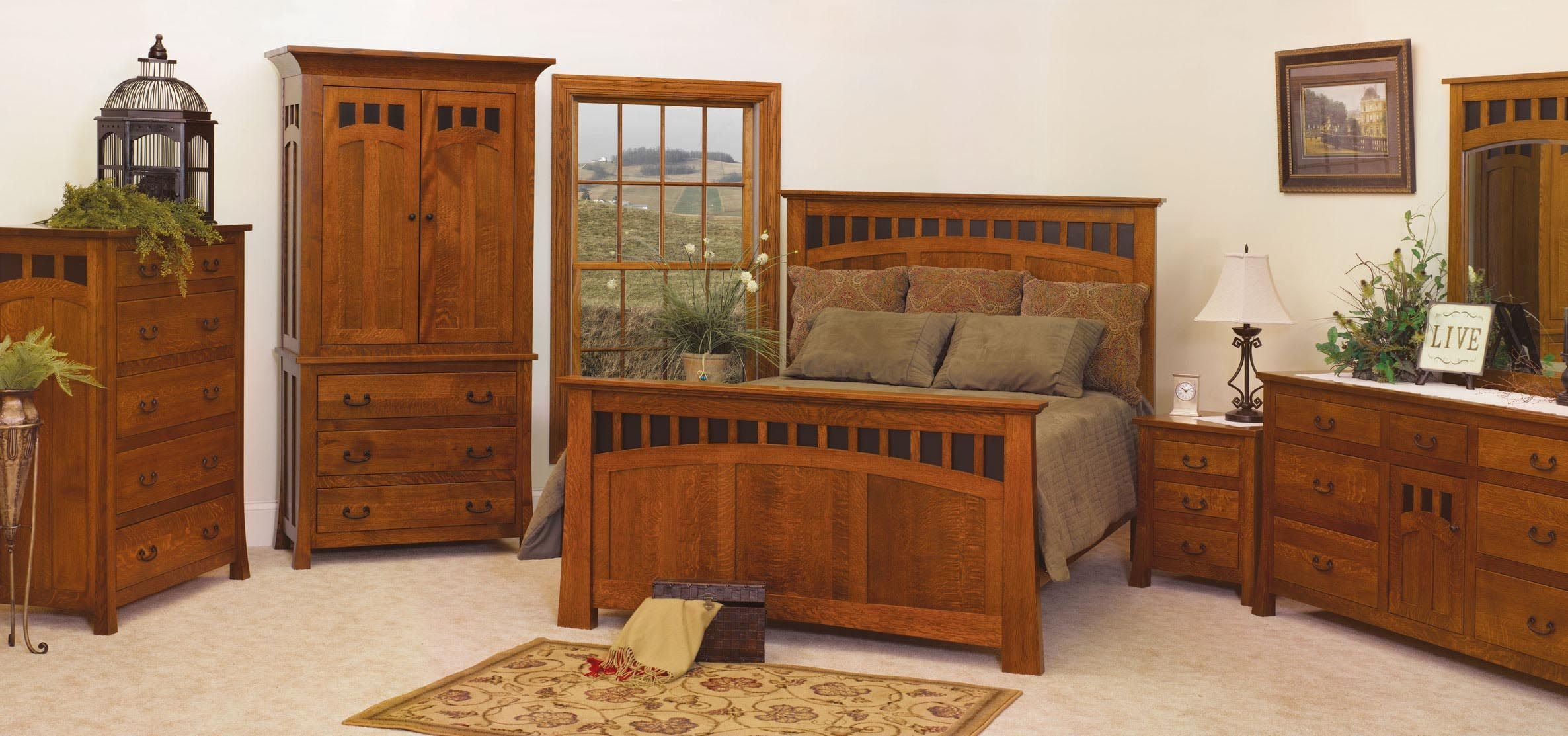 Best Mission Style Bedroom Furniture Sets Bedrooms Mission With Pictures