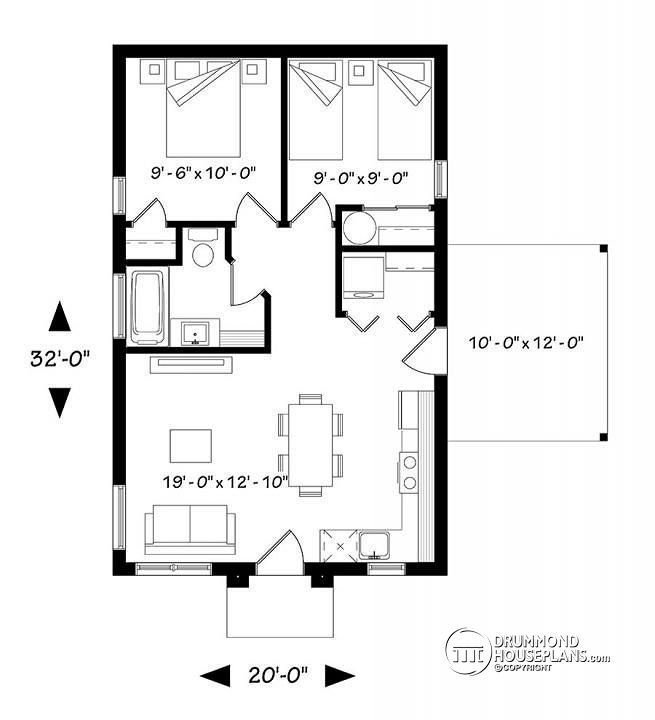 Best 1St Level Small Affordable Modern 2 Bedroom Home Plan With Pictures