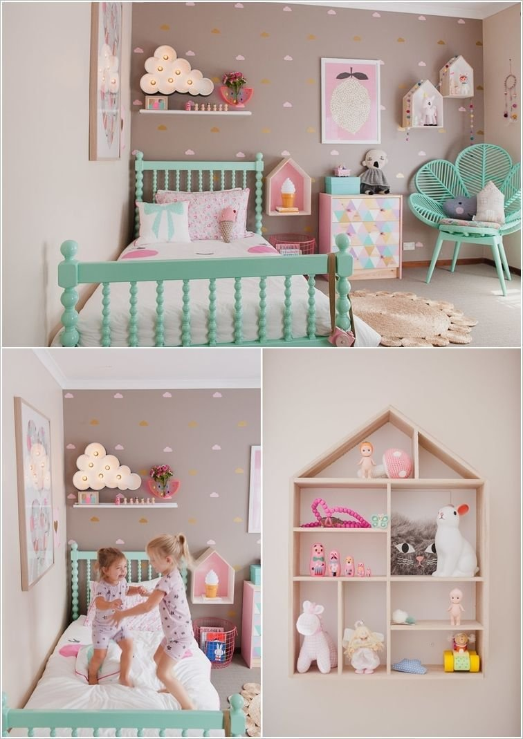 Best Cute Ideas To Decorate A Toddler Girl S Room Kids Room With Pictures