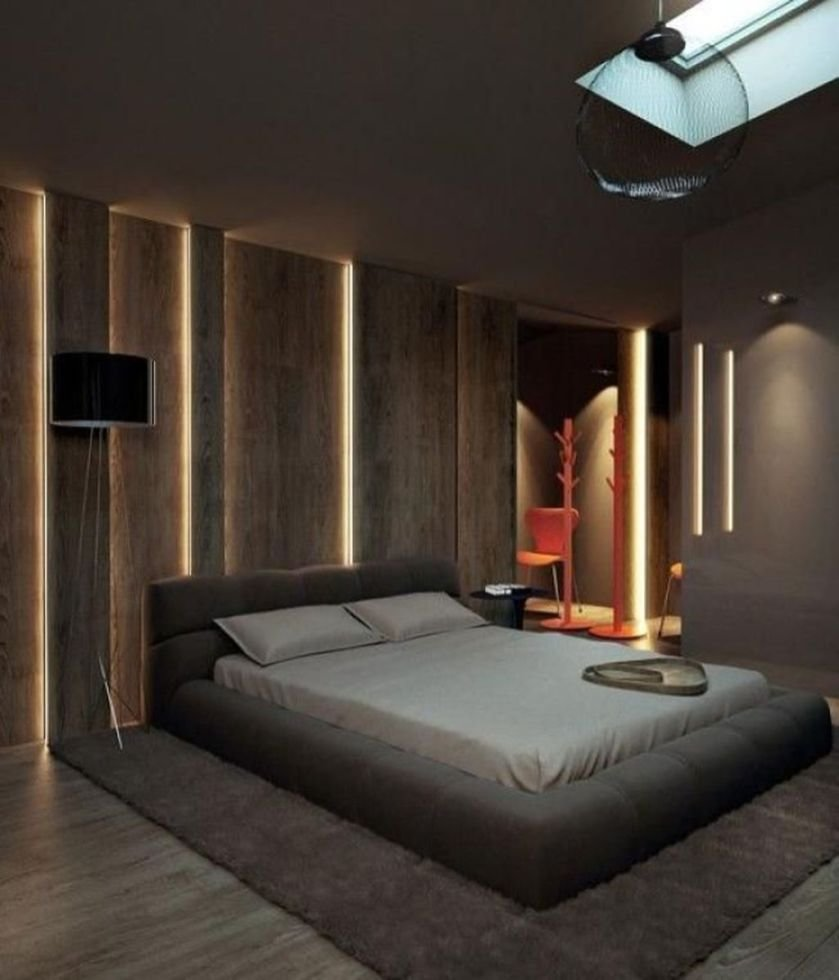 Best Modern Bedroom Decorating Ideas For Men 33 New House With Pictures