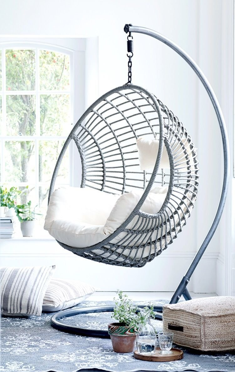 Best Get Creative With Indoor Hanging Chairs Urban Casa With Pictures