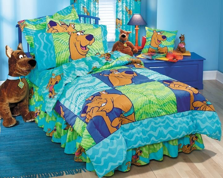 Best Fabulous Scooby Doo Bedding Set Image Ideas Bedding Sets With Pictures