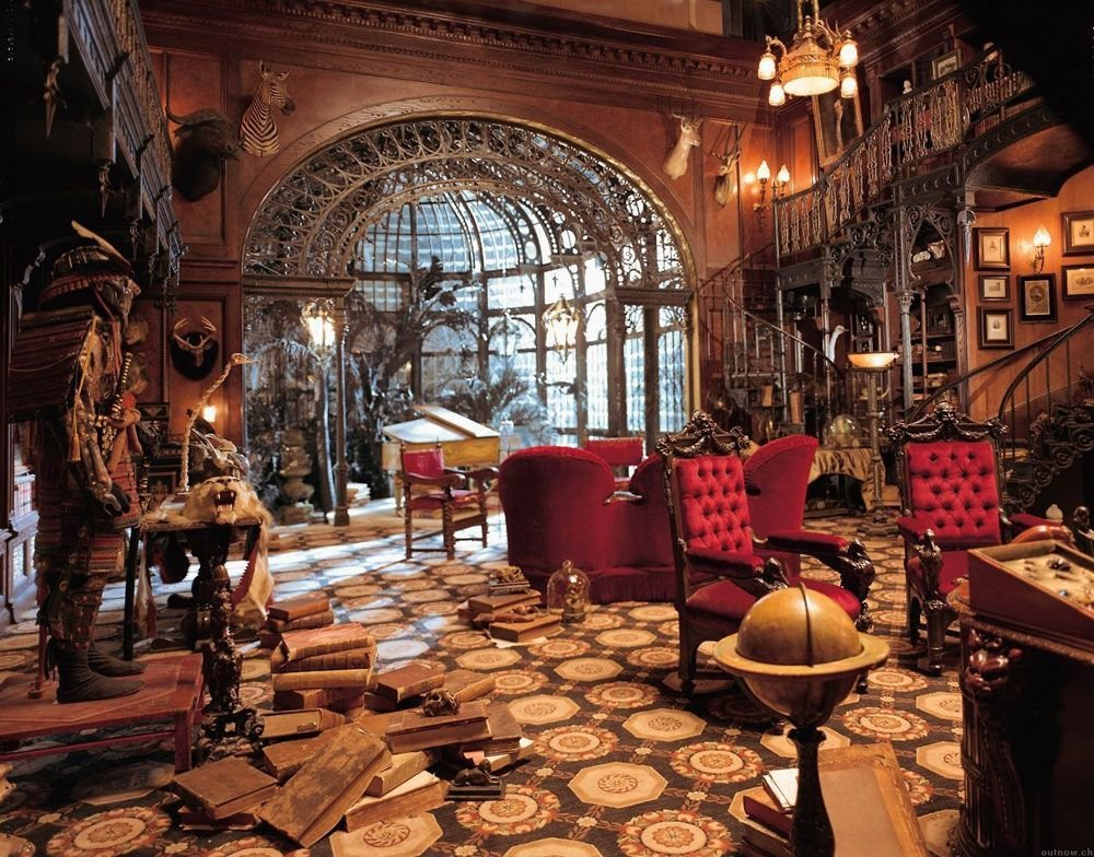 Best Steampunk Interior Design Style And Decorating Ideas With Pictures