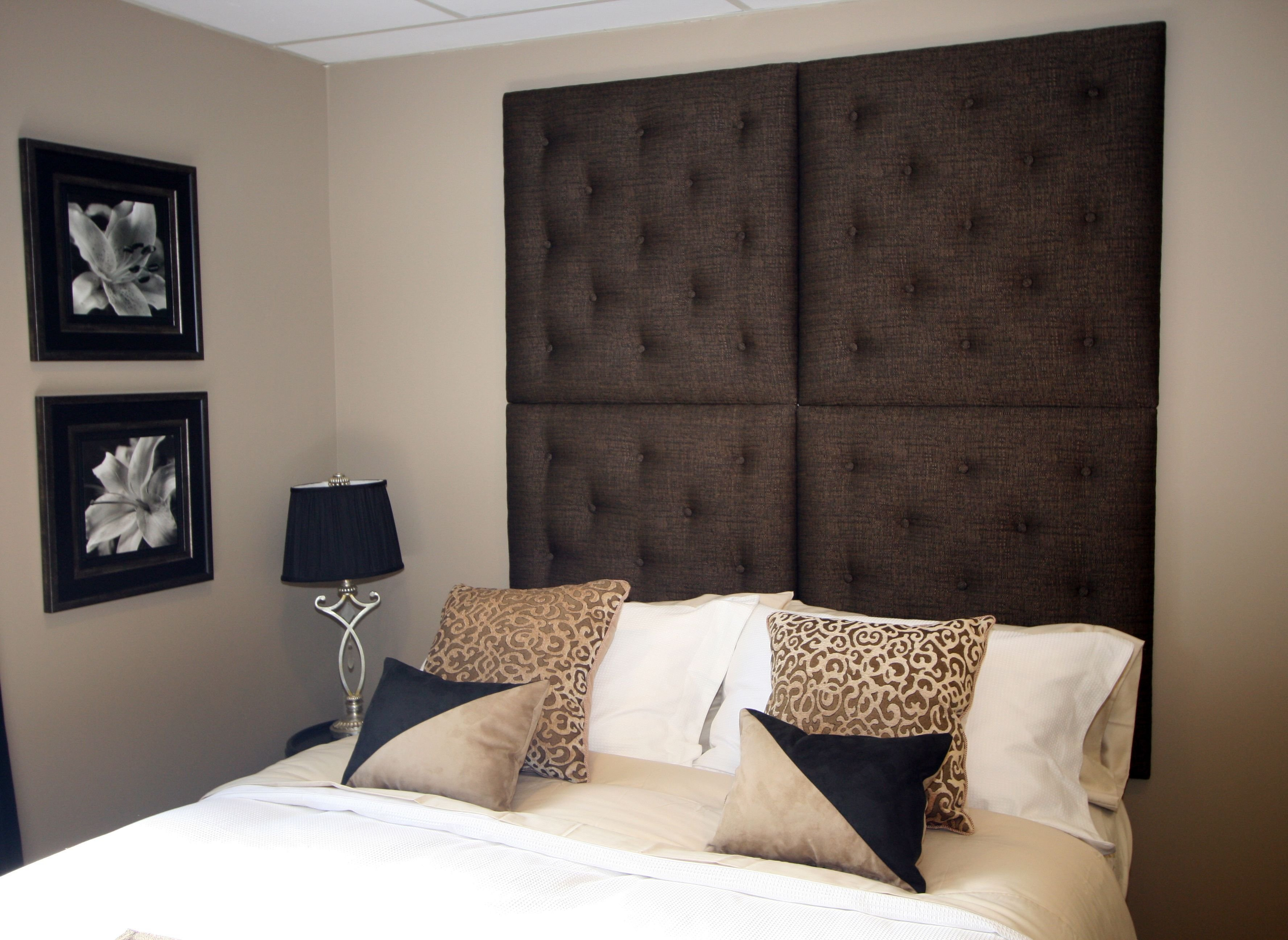 Best Padded Walls Wall Huggers Designer Chic Upholstered Wall Panels Headboards Ayr With Pictures
